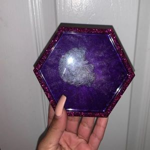 Coaster or jewelry tray